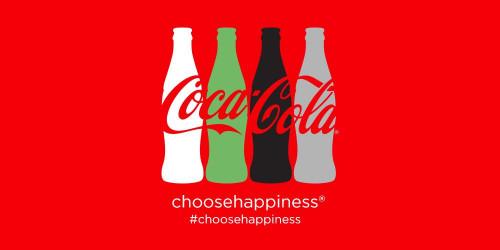 Coca-Cola Choose Happiness Blog