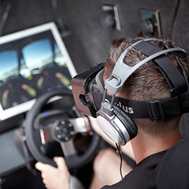 Virtual Reality with Road Respect