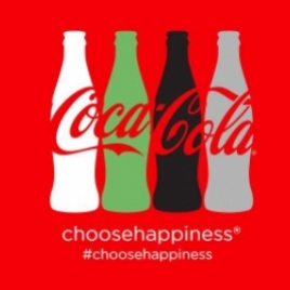 Coca-Cola Choose Happiness Blog