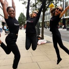 Boohoo brand ambassadors Manchester