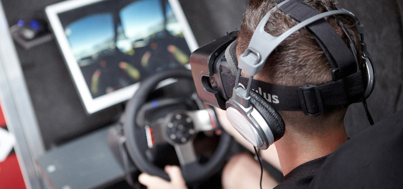 Oculus Rift Road Safety