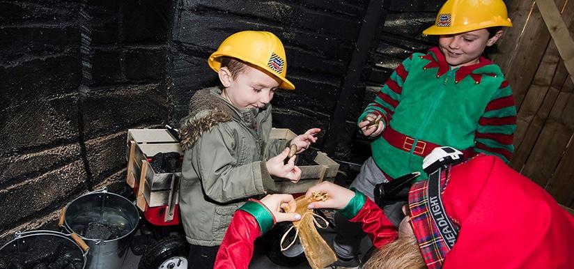 Coal Christmas