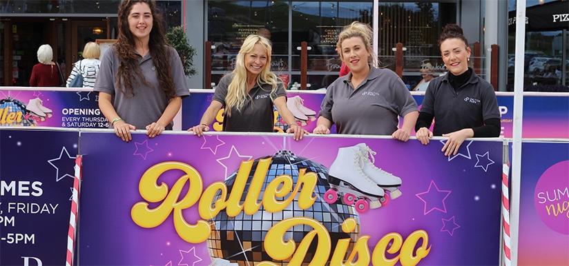 Dalton Park Roller Disco