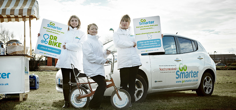 Go-Smarter To Work Northumberland