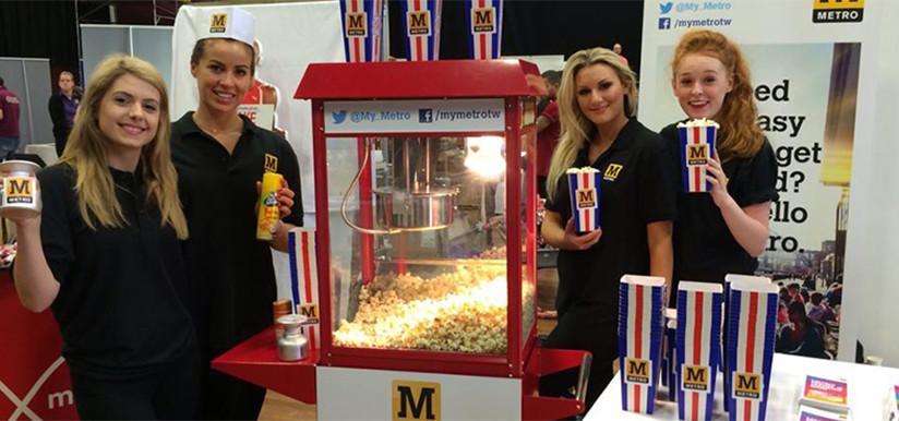 Metro Student Freshers Fair