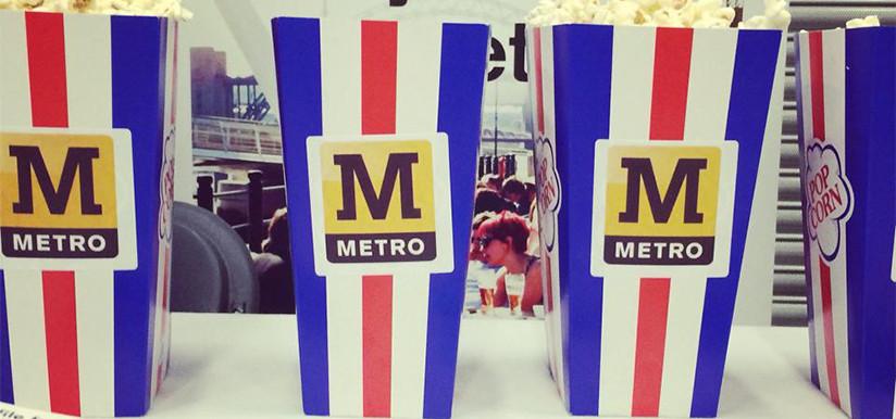 Metro Popcorn