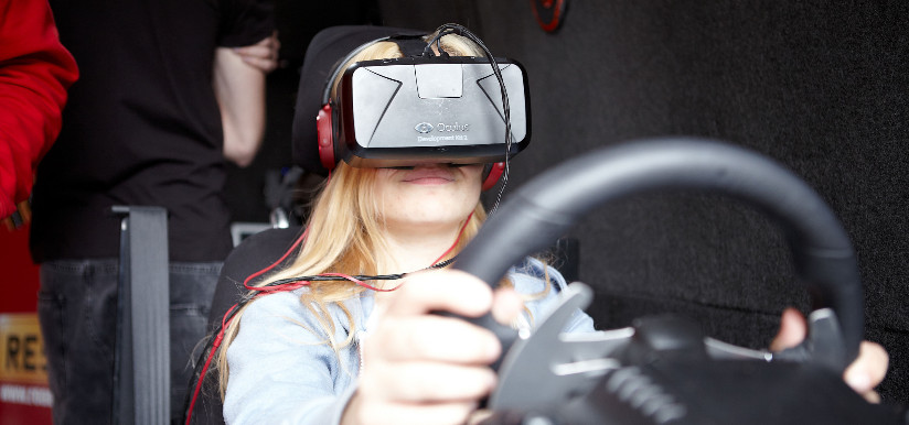 Road Respect Oculus Rift