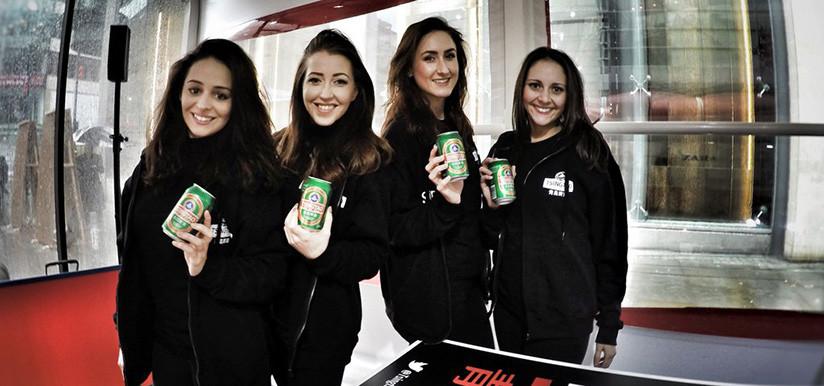 Tsingtao Beer Manchester