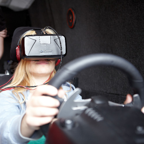 Virtual Reality In The North East