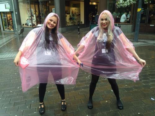 Boohoo manchester Promo Girls