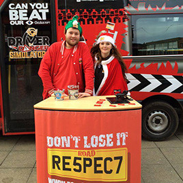 Road Respect Christmas Market