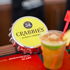 Crabbies Airclad Bar