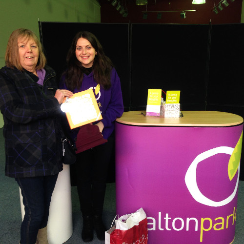 Dalton Park Shopping Centre Sales Promotion