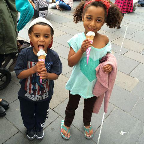 Ice Cream Experiential marketing