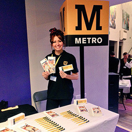 Metro Freshers Activation
