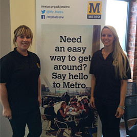 Metro Student Experiential Marketing Promotional Staff