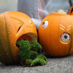 Halloween Spew