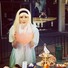 Alice In Wonderland Costume Character