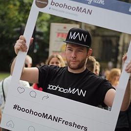 BoohooMANFreshers