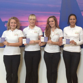 Promotional staff essex