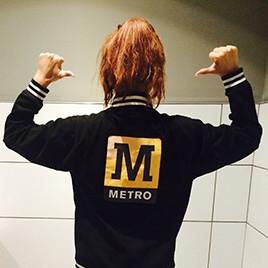metro promo staff
