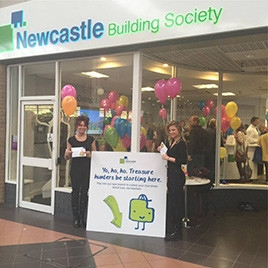 Newcastle Building Society Treasure Hunt