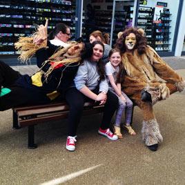 Wizard Of Oz at Dalton Park
