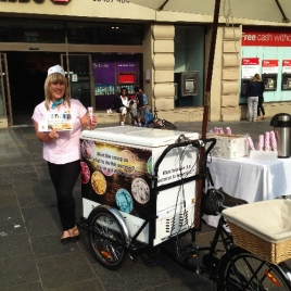 Ice Cream Giveaways