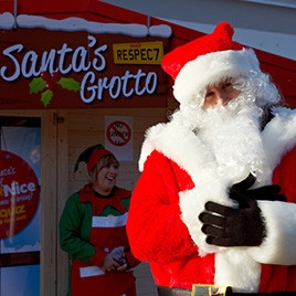 Road Respect Bad Santa